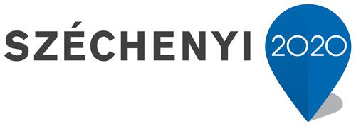 Széchenyi 2020 projekt logója